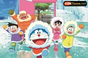 Doraemon the Movie 2017: Great Adventure in the Antarctic Kachi Kochi Hindi Subbed Free Download
