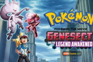 Pokémon Movie 16: Genesect and the Legend Awakened English Dubbed Free Download
