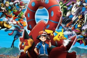 Pokémon Movie 19: Volcanion and the Mechanical Marvel English Dubbed Free Download