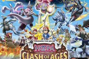 Pokémon the Movie 18: Hoopa and the Clash of Ages English Dubbed Free Download