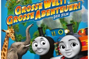 Thomas & Friends: Big World! Big Adventures! in Hindi Dubbed Full Movie Free Download