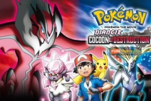 Pokémon Movie 17: Diancie and the Cocoon of Destruction English Dubbed Free Download