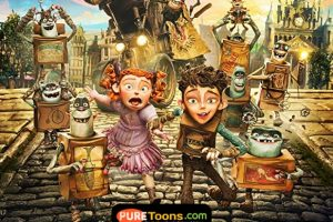 The Boxtrolls (2014) in Hindi Dubbed Full Movie free Download