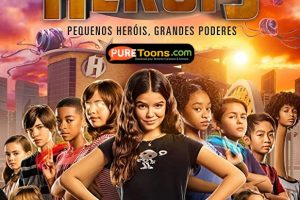 We Can Be Heroes (2020) in Hindi Dubbed Full Movie free Download