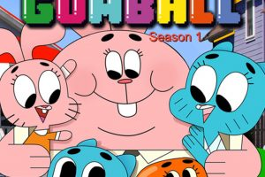 The Amazing World of Gumball Season 1 in Hindi Dubbed ALL Episodes free Download
