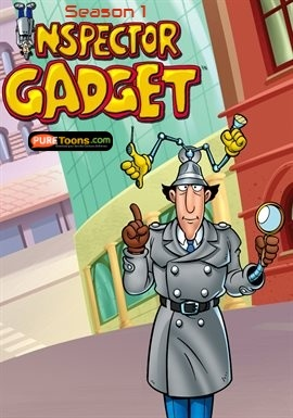 Inspector Gadget Season 1 in Hindi Dubbed ALL Episodes free Download