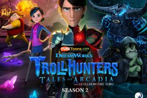 Trollhunters: Tales of Arcadia Season 2 in Hindi Dubbed ALL Episodes free Download