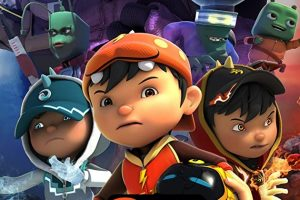 BoBoiBoy: The Movie (2016) in Hindi Dubbed free Download