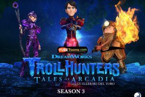 Trollhunters: Tales of Arcadia Season 3 in Hindi Dubbed ALL Episodes free Download
